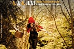 Κοκκινοσκουφίτσα-αφίσα